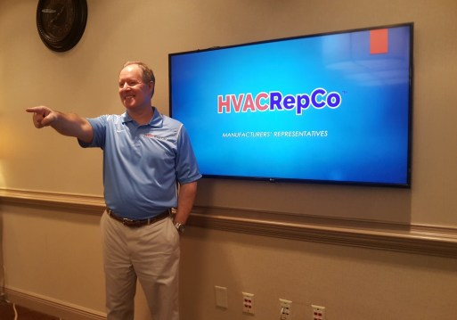 HVAC RepCo Training