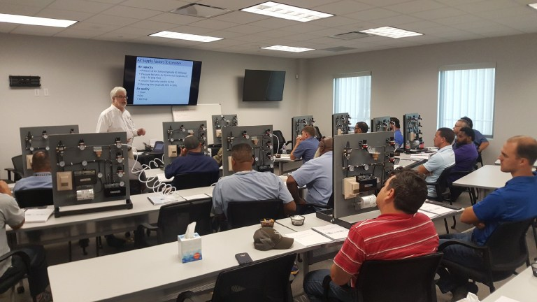 Pneumatic Controls Training by HVAC RepCo