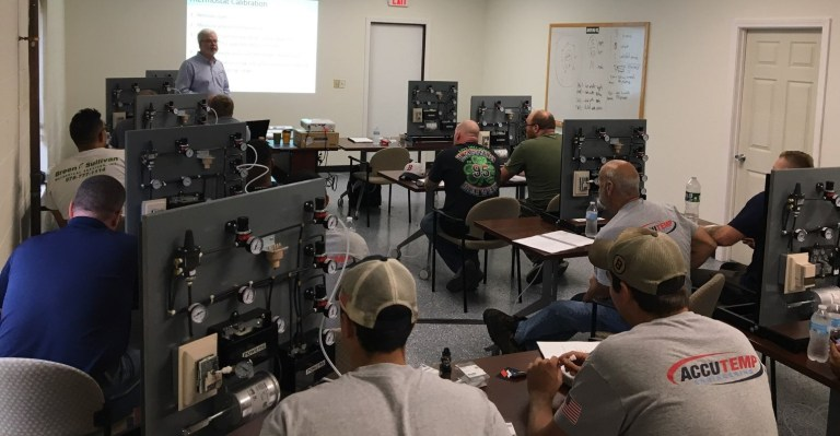 Pneumatics Training Class