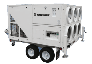 Koldwave Trailer Mounted Air Conditioner