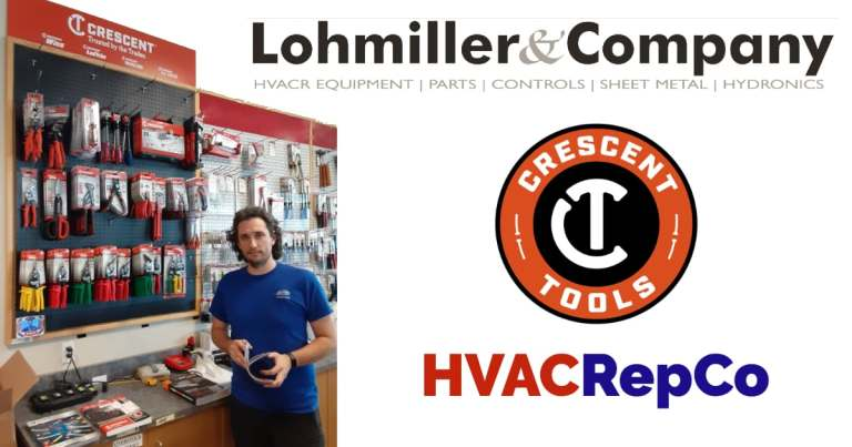 Crescent Tools at Lohmiller and Company