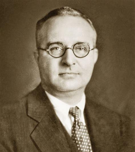 Picture of American inventor Thomas Midgley