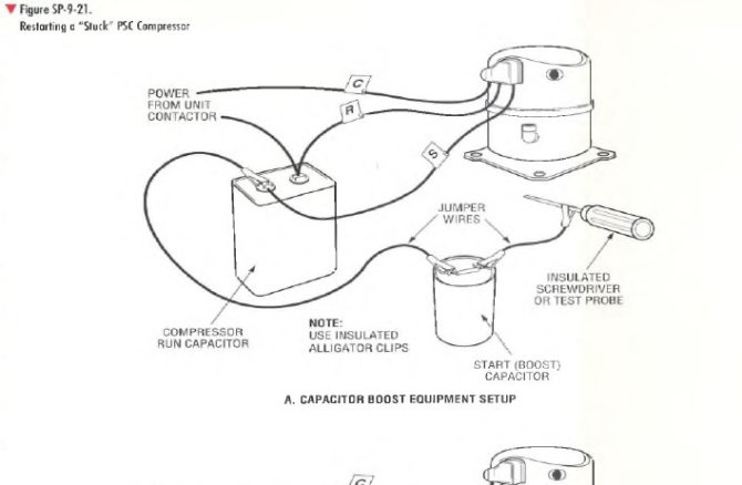 compressor capacitor wiring  pro street wiring harness