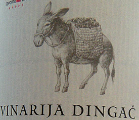The Dingač donkey