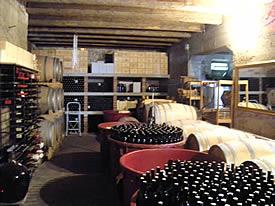 Dubokovic wine cellar