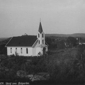 Hvasser kirke Østgaarden