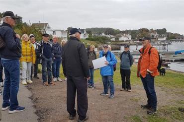 Kulturvandring i Torød /Årøysundområdet på Nøtterøy