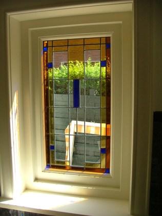 Hal nieuw raam