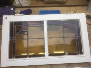 Glas in lood voor renovatie