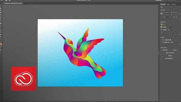 Hvordan bruke Adobe Illustrator