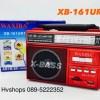 วิทยุทรานซิสเตอร์ WAXIBA รุ่น 161 URT