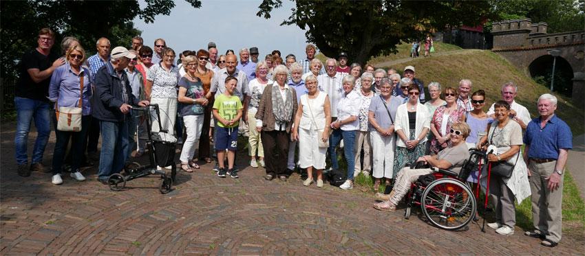 Jahresausflug nach Heusden und Nijmegen