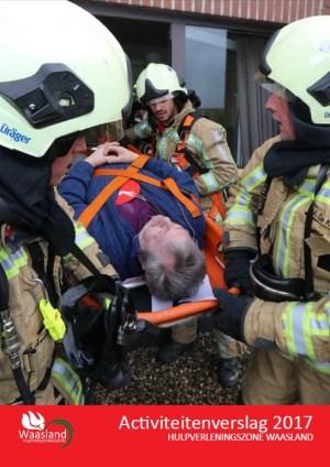 activiteitenverslag jaarverslag 2017 brandweer