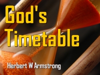 God's Time Table