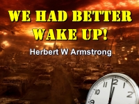 Outline of Prophecy 19 - We Had Better Wake Up!