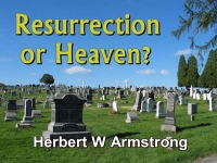 Resurrection or Heaven?