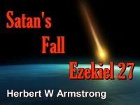 Satan's Fall - Ezekiel 27