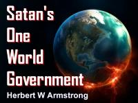Satan's One World Government