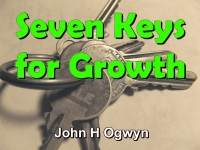 Seven Keys for Growth