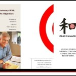 HWAO Consulting at a Glance – Folded Brochure