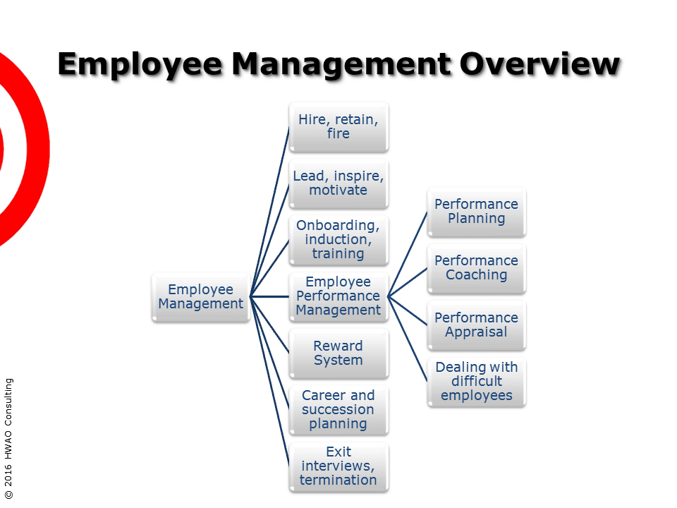Employee Appraisal Overview | HWAO Consulting