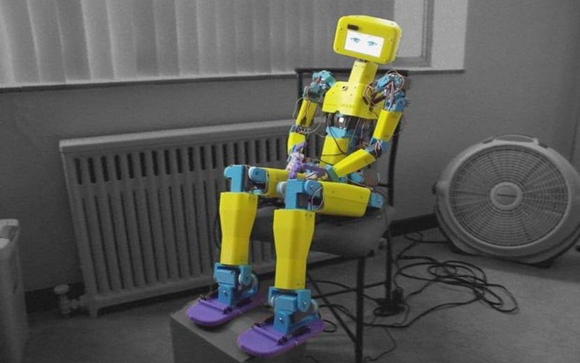 Robot ASPIR