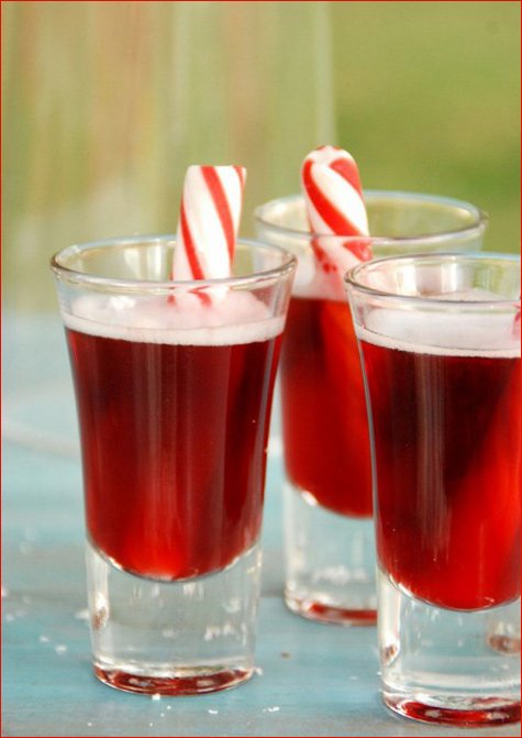 christmas in july party wedding ideas