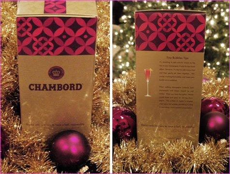 çhambord holiday gift set