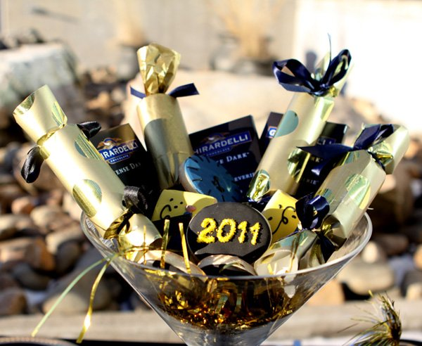 New Year's Eve Dinner Party Ideas