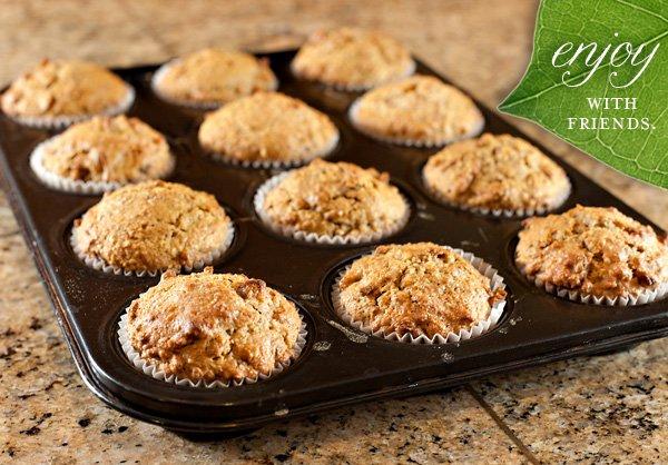 All Natural Bran Muffin Recipe