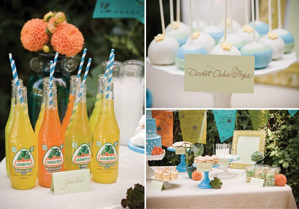 cinco de mayo sweets table cake pops