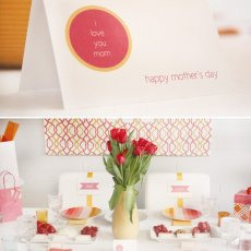 mother's day brunch printable card