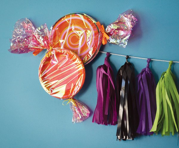 Whimsical Halloween Candyland // Hostess with the Mostess®