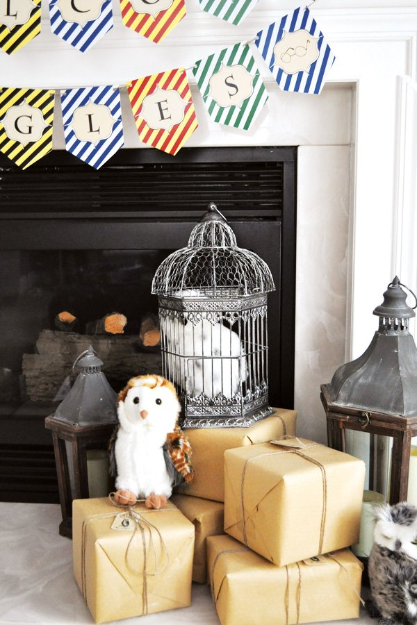 A Magical Harry Potter Birthday Party Hostess With The
