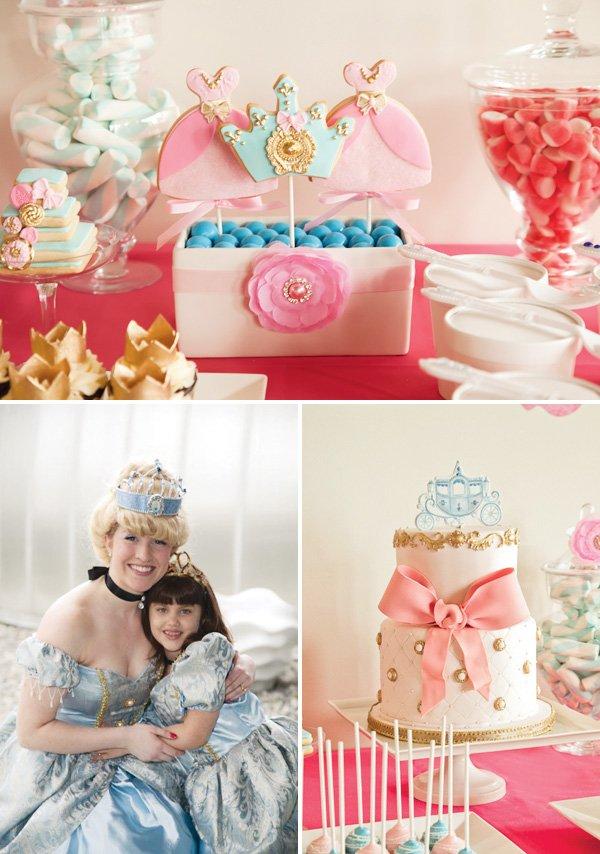 Princess Dress Cookies