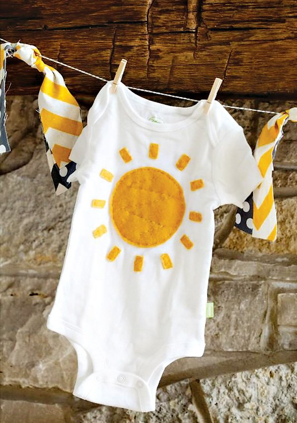 you are my sunshine gender neutral baby shower