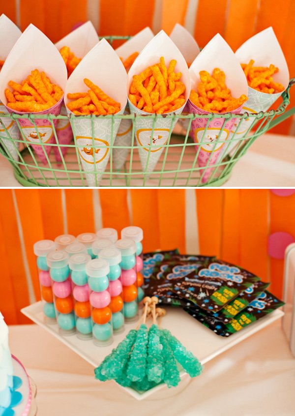 Cheerful Bubble Guppies Party Ideas Hostess With The Mostess