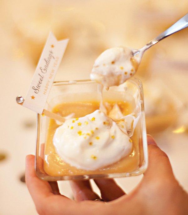 diy low calorie, low sugar butterscotch pudding