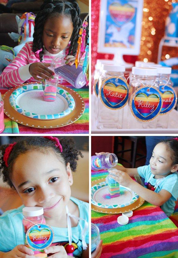 Rainbow-party-craft-sand
