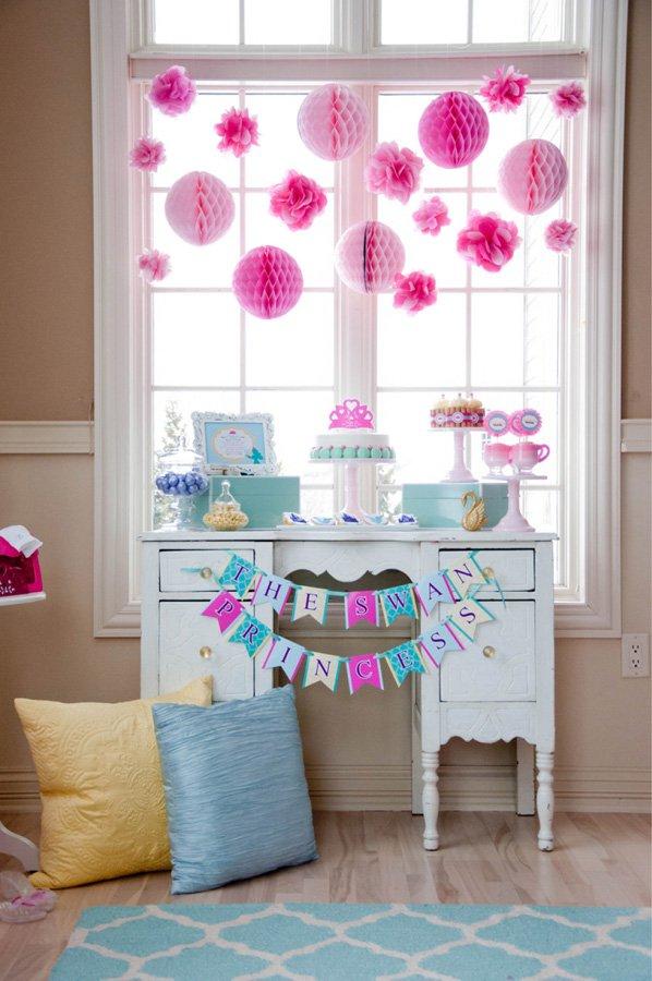 princess party desserts