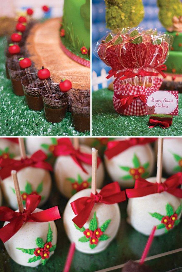 garden apple desserts