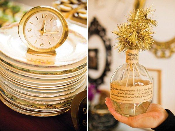 alice in wonderland party clocks decor