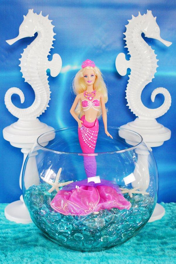 barbie-pearl-princess-centerpiece