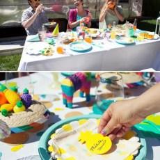 pineapple fiesta birthday party