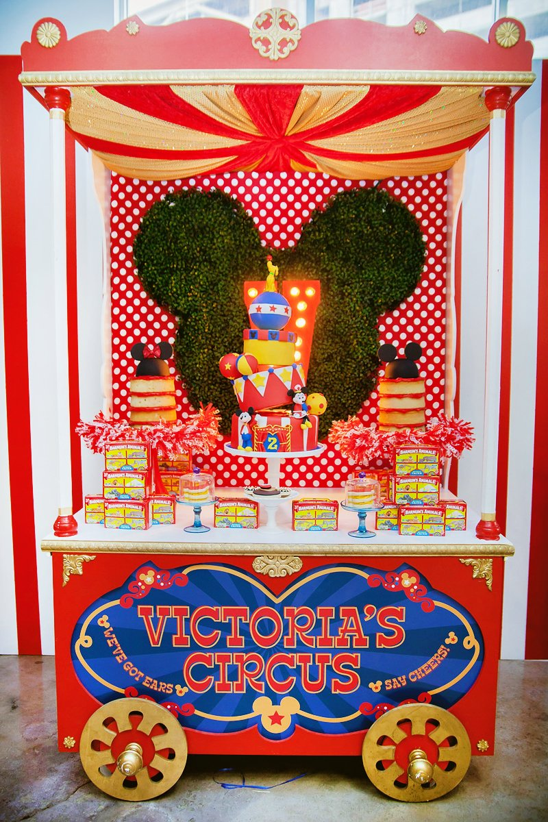 Circus Theme - Hostess with the Mostess®