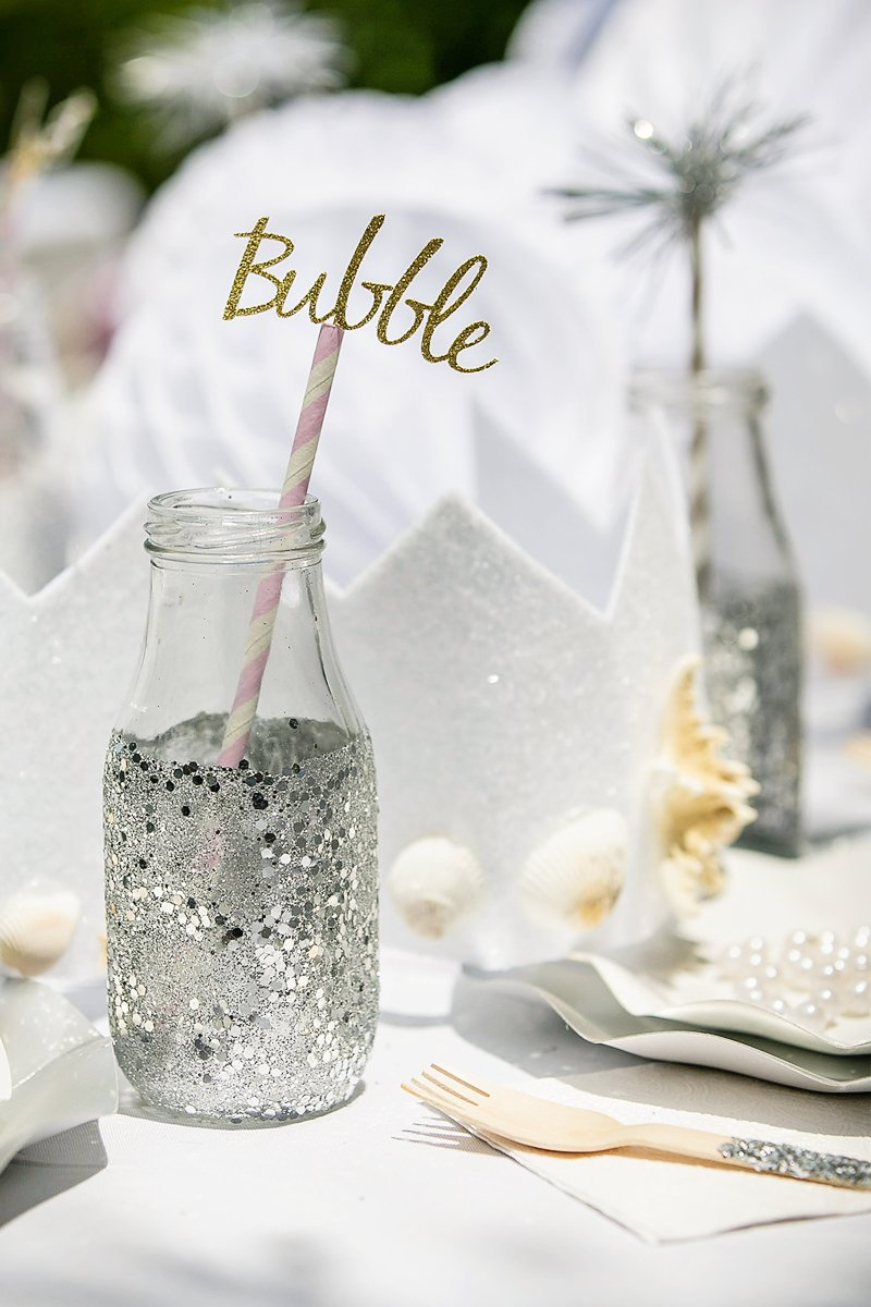 sparkly mermaid party ideas