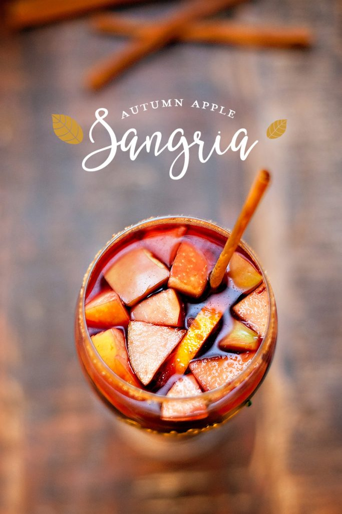 Autumn Apple Sangria