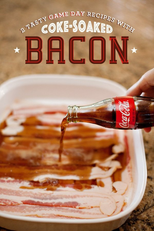 Coke Soaked Bacon
