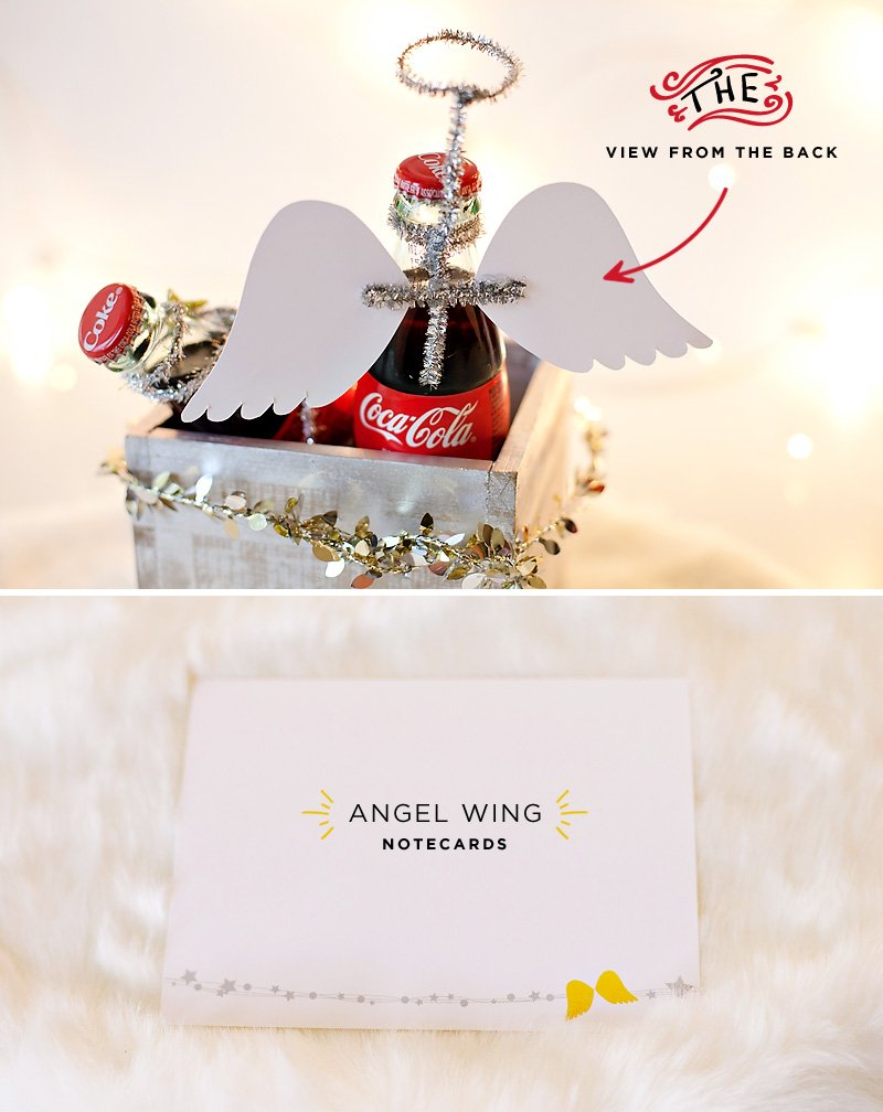 DIY Angel Gift for Mom