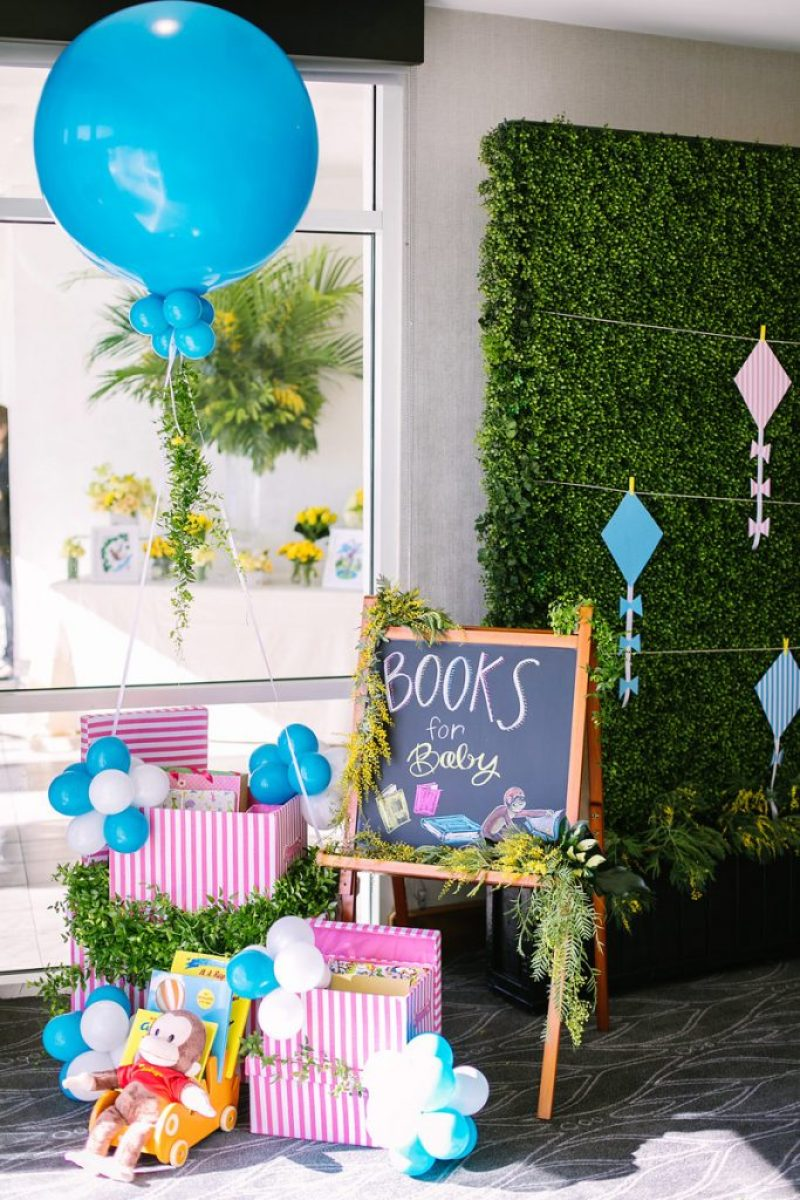Books for Baby - Baby Shower Station